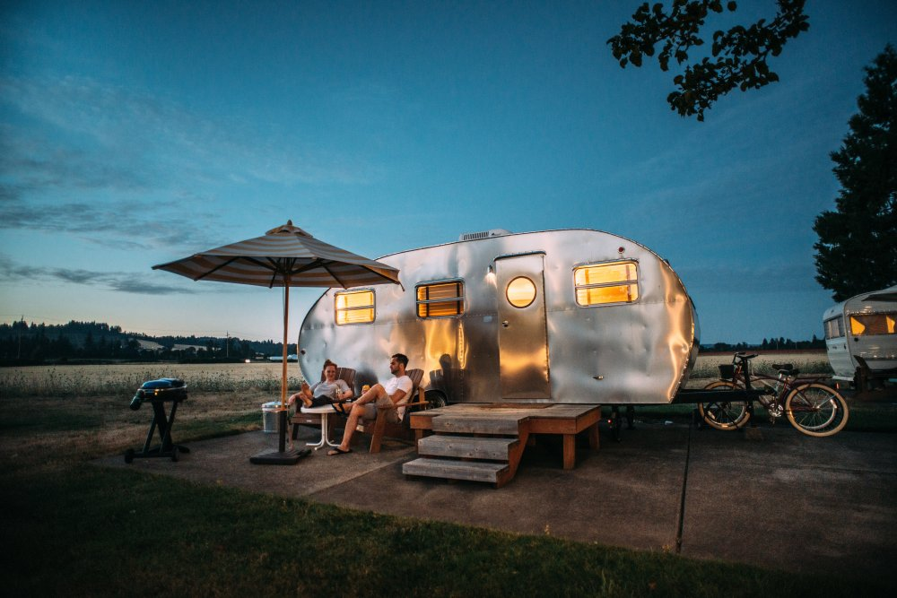 Sådan vælger du mellem campingpladser i Vestjylland